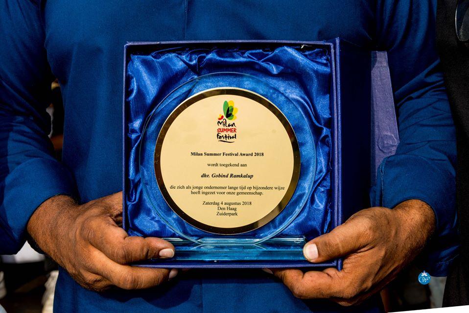 Milan Award 2018